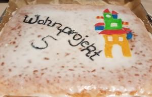 Richtfest-Kuchen
